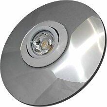 9 Stück MCOB LED Einbaustrahler Big Laura 230