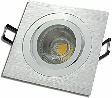 9 Stück MCOB LED Einbaustrahler Lena 12 Volt 5