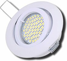 9 Stück SMD LED Einbaustrahler Laura 12 Volt 3