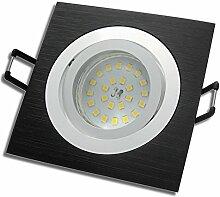 9 Stück SMD LED Einbaustrahler Lena 12 Volt 5