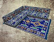 9 Teilige Set Sark Kösesi Orientalische Sitzecke,