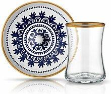 90 ml Teeglas Instanbul Tiryaki K-United