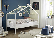 90x200 Kinderbett LEONIE von Begabino Kiefer