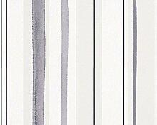 940935 Papier duplex (TD) - TAPETE Grau/Schwarz