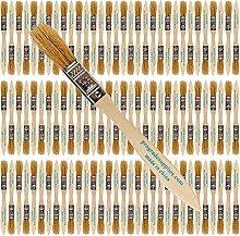 96Stück Single X Dick Farbe und Chip Pinsel