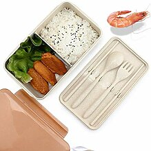 960 ML Tragbarer gesundes Material Lunch Box 1