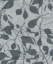 9816–Concetto grau petrol Blättern, Galerie