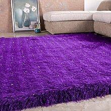 9cm Längere Dickere elastische Garn Teppich Wohnzimmer-Sofa Study Schlafzimmer Nacht Blanket Teppich amerikanische Verschlüsselung Lange Encryption Dickere Abschnitt 9cm 160 * 230cm