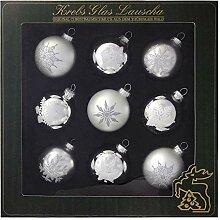 9er Set Weihnachtskugeln Christbaumkugeln Kugeln