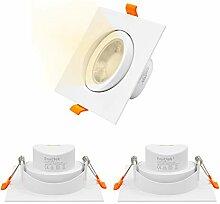 9W LED Spots Einbaulampen Einbaustrahler