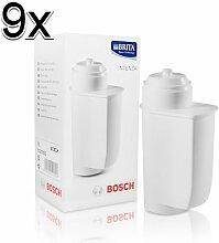 9x Bosch TCZ7003 Wasserfilter Brita Intenza für Kaffee Vollautomaten