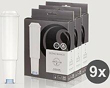 9x Filterpatrone Seltino BIANCO ersatzfilter für Jura Claris White 68739, 3x 3er-Pack!
