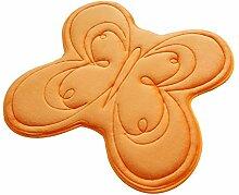 A.B Crew Schmetterling Form Memory Foam Matte