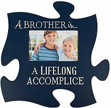A Brother ist A Lifelong Gehilfe blau 12x