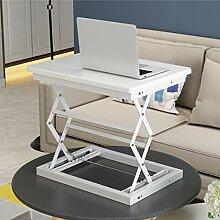 A-Fort Tisch Hubtisch, Stehpult Computertisch,