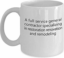 A full service general contractor specializing in