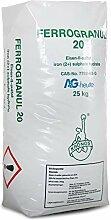 A&G-heute 25kg Eisendünger Rasendünger