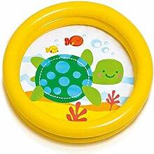 A~LICE&YGG Baby-Pool, aufblasbare Baby-Badewanne