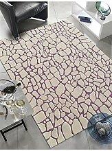 A Love of 19771Stone Wolle Moderner Teppich beige Teppich 180x 270cm