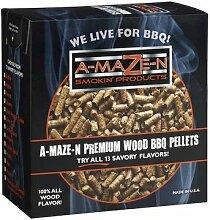 A-maze-1amnp2-std-000800% Eiche BBQ Pellets, 2lb