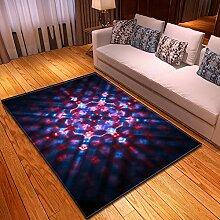 A/N Teppich große Moderne schöne 3D Teppich