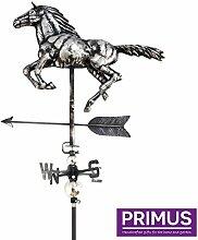 A. Perry PY0610 3D-Wetterfahne Pferd mit
