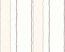 A.S. Creation Tapete 569240 Creme Weiß , Grau ,