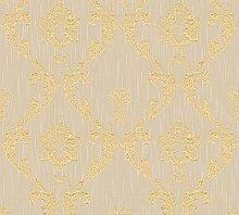 A.S. Création Tapete - AP Metallic Silk 306582 / 30658-2