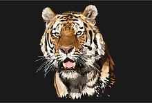 A.s.creations - DD108920 TigerPolygon AP Digital 4