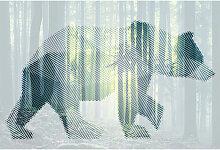 A.s.creations - DD118110 BearForest1 Atelier 47