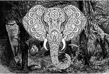 A.s.creations - DD118120 ElephantHead1 Atelier 47