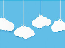 A.s.creations - DD118640 Clouds1 Designwalls