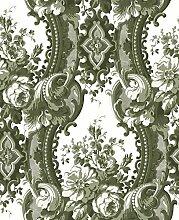 A-Street Prints FD24215 Tapete grün