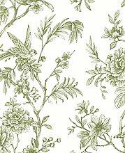 A-Street Prints FD24234 Tapete grün