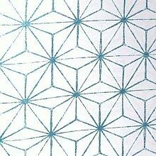 A-Street Prints Orion Tapete, geometrisch, 52 x 10