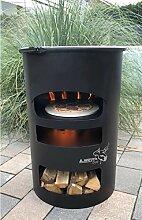 A. Weyck Tools Universal Feuertonne Dutch Oven