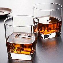 A-YSJ Trinkgläser Weinglas Wein Transparent Bar