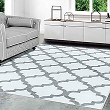 A2Z Trellis Teppich, Modische Kollektion, ohne Ränder