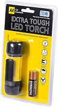 AA Taschenlampe, extra robust, inkl. Duracell-Batterien