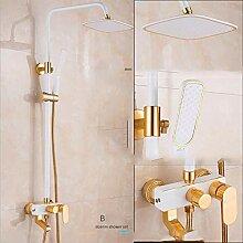 AA100 Luxuriöser Raum Aluminiummixer-Dusche