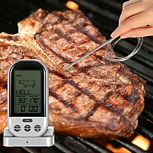 AAC Kabelloses Grill-Thermometer, Küchenbedarf,