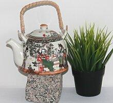 AAF Nommel®, Asiatische Teekanne 04 aus Keramik