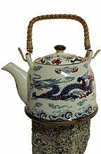 AAF Nommel®, Asiatische Teekanne 05 aus Keramik