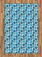 Abakuhaus Abstrakt Teppich, Formen mit Streifen