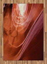 ABAKUHAUS amerikanisch Teppich, Schlucht Arizona