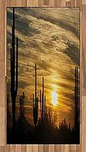 ABAKUHAUS Arizona Teppich, Horizont Skyline und