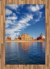 ABAKUHAUS Arizona Teppich, Lake Powell