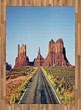 ABAKUHAUS Arizona Teppich, Long Road an der
