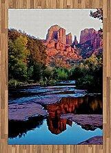 ABAKUHAUS Arizona Teppich, Majestic Cliffs