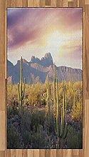 ABAKUHAUS Arizona Teppich, Saguaro-Kaktus und